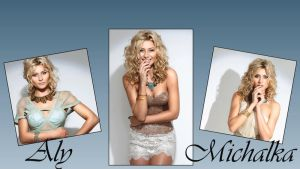 Aly Michalka by ResolutionDesigns