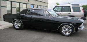1967 Chevelle SS by Beowulf-BX
