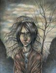 The Dark Student by play-it-snufkin