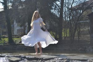 white dress stock - 11 by o0Christina0o
