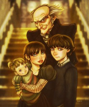 A Series of Unfortunate Events by EddieHolly