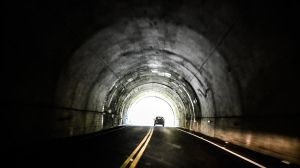 Tunnel by Andashd