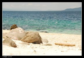 ANILAO: By the Shore He Wrote by ezak