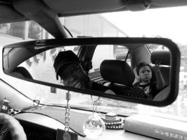 My Son and the Taxi Driver by bQw
