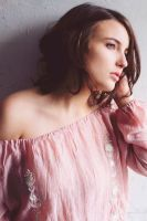 Soft Pink and Brown by FDLphoto