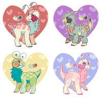 Closed! .:[Toru's]Valentines batch!:. by SpectroDraqon