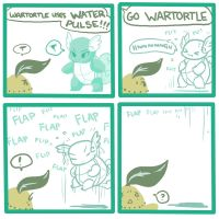 Pokemon: The REAL Wartortle by NAD-LifeOfficial