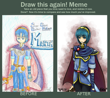Before and After meme by kkapril