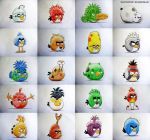 Angrier Birds and Angry Feathered Mutants! (2013) by EmperorSkunkbag