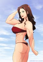 Asami by elee0228