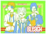 BLEACH - Green by Lorialet