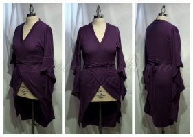 Kimona Wrap : Plum by taeliac