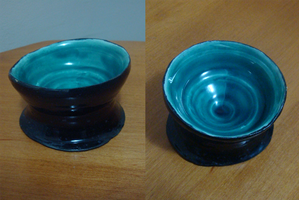 DiC :: Small Bowl by lucidcoyote