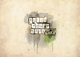 Grand Theft Auto 5 Wallpaper by Tommy92c