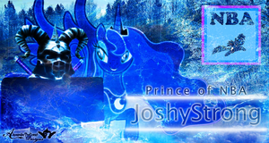 JoshyStrong's ROBLOX Thumbnail by BCMmultimedia