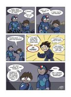 Despondent Mega Man - Bad Days Part 2 by JesseDuRona