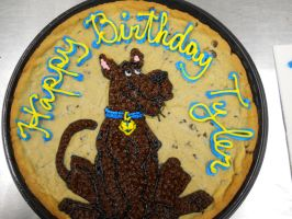 Scooby Doo Cookie 1 by MysteriousFoxThief