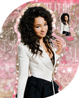 Preppy: Jessica Jarrell by mont3r0
