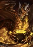 DraGuradians - Dragon of Fortune by J-C