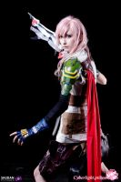 Lightning Cosplay by cyberlight
