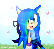 Natara :D ::gift to cyanstar:: by SelenaThe-Hedgehog