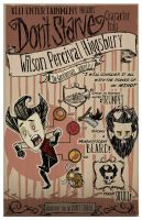 Don't Starve- Wilson by MedicApprentice