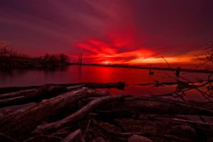 Fire in the Sky by blhayes87