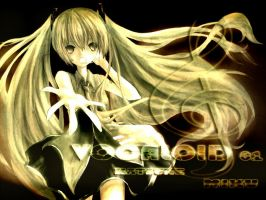 HATSUNE:sing for you by FLAFLY