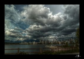 Vancouver HDR by cradeloso