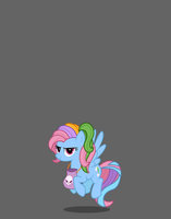 Night Mares of Ponyville - RainbowDash by Poison--Hearts