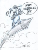 Independence Day by tombancroft