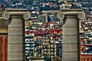 Pillars by forgottenson1