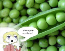 Whose peas are these? Latvia by wrath7734