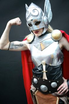 Lady Thor by PepperMonster