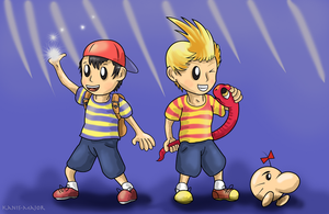 Ness Lucas by Kanis-Major