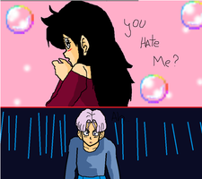 You hate me? by Robinsoldiersaiyan