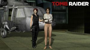 Tomb Raider has landed by honkus2