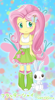 .: Fluttershy - The Element of Kindness :. by GamingGoru