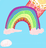 The inside out rainbow by TheDreamRunner