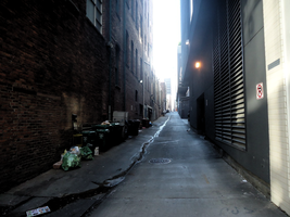 Alley by Jess2Lucky