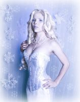 Ice Princess by lillithsatine