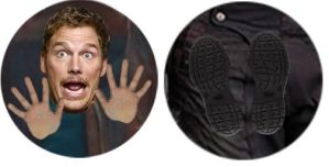 Star Lord Disc by JMaster13