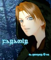 Faramir of Gondor by Stealthos-Aurion