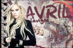 Avril Lavigne by isabelaurie