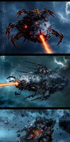 void fleet 2 by Vaghauk