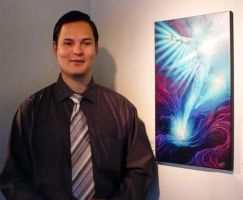 Me at Energizing Radiance 2010 by giorjoe
