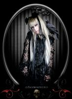...+Gothic Girl+... by dl120471