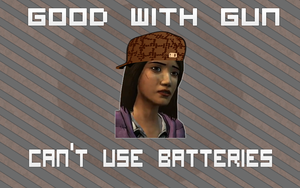 Scumbag Carly by ThinkPixel