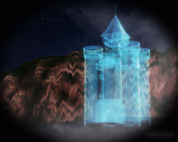 Mysterious Castle by sith-kitten
