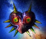 Majoras Mask by ZoraSteam